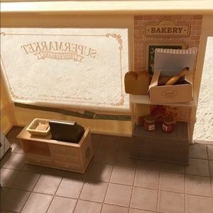Other - Calico Critters Supermarket